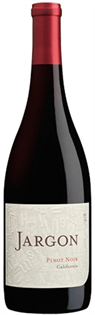 Jargon Pinot Noir 2012 750ml - Case of 12